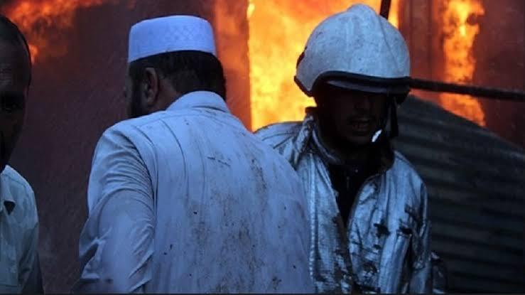 مردم یک خانه را در شهر هرات آتش زدند