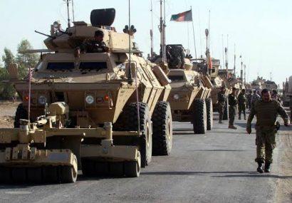 عملیات تصفیهای شاهراه غور – کابل بار دیگر آغاز شد