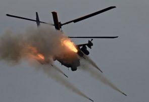 ارتش حمایت هوایی را در بادغیس افزایش میدهد