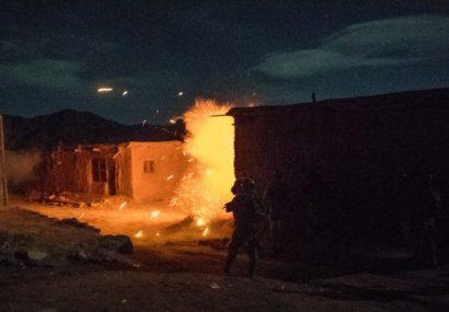 جنگ شبانه فراه با ۹ کشته از طالبان پایان یافت