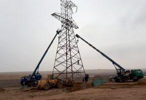 تیم فنی تلاش میکند مشکل برق وارداتی ترکمنستان را تا شب حل کند