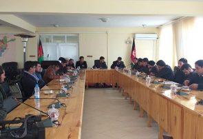 کارزار رسانهای دولت در غور آغاز به کار کرد