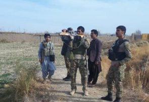 عملیات تصفیهای فراه جان هشت طالب مسلح را گرفت