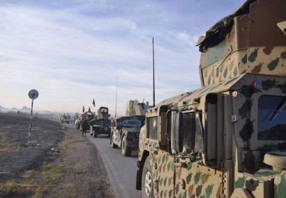 دولت هشت روستای مرکز فراه را از طالبان پس گرفت