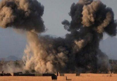 بمباران قوای هوایی افغان در غور جان ۱۰ طالب مسلح را گرفت