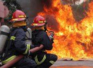 نزدیک به ۲۵۰ رویداد آتشسوزی، آسمان هرات را دودی کرده است