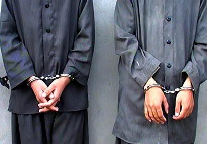 امنیت ملی هرات یک آدمربا و یک قاچاقچی مواد مخدر را دستگیر کرد