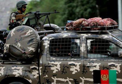 حمله طالبان بر قوای امنیت ملی زنده جان هرات
