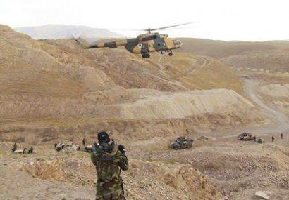 طالبان محموله تریاک و چهار عضو خود را در غور از دست داد