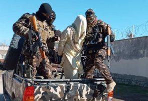 معاون کمیسیون نظامی طالبان غور در هرات دستگیر شد