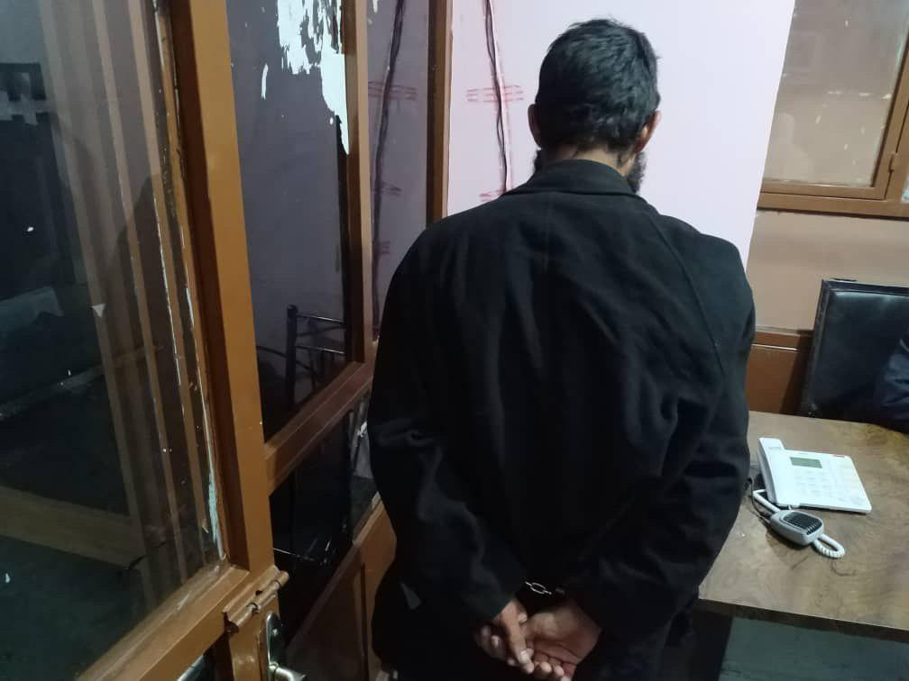 مردی در هرات به ظن قتل با چاقو دستگیر شد