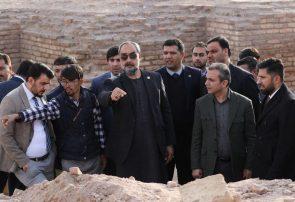 حکومت مرکزی برای بازسازی بناهای تاریخی هرات دست به کار شد