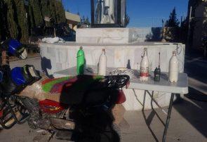 پولیس از رویدادهای انفجاری در هرات جلوگیری کرد
