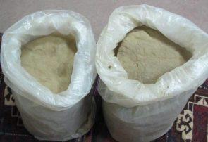 فروشنده ماهر چرس در هرات دستگیر شد