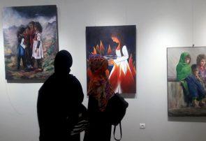 نمایشگاهی برای کاهش خودکشی زنان
