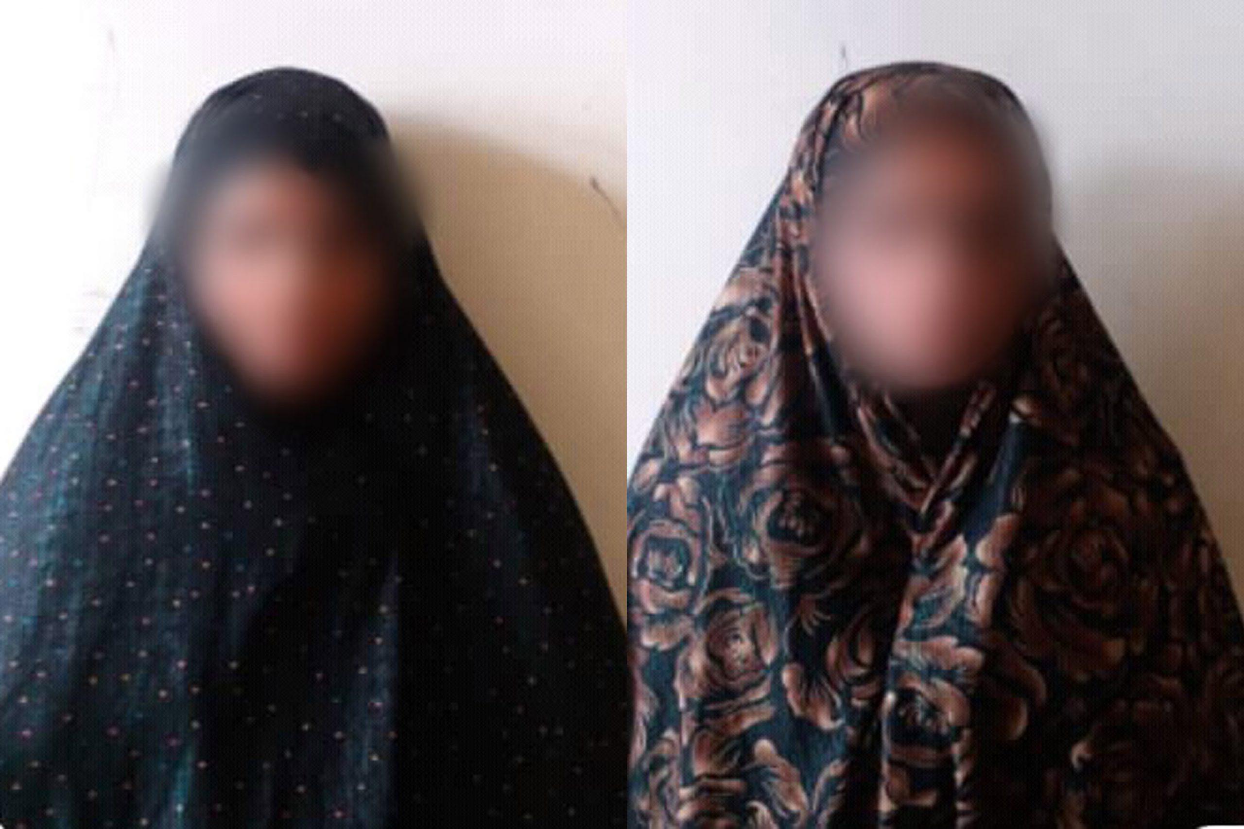 بازداشت دختر و مادری که دستشان به خون پدر آلوده شد