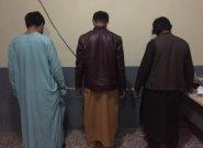 پولیس هرات سه متهم یک پرونده قتل را دستبند زد