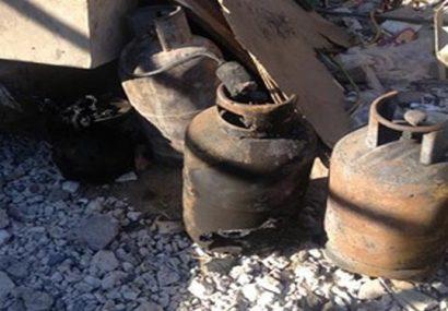 انفجار بالونهای گاز چهار کشته و ۱۱ زخمی از مردم غور گرفت