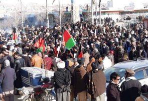 جوانان غور دروازههای تمام ادارهها را قفل انداختند
