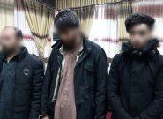 اعضای یک باند سرقتهای مسلحانه در هرات دستگیر شدند