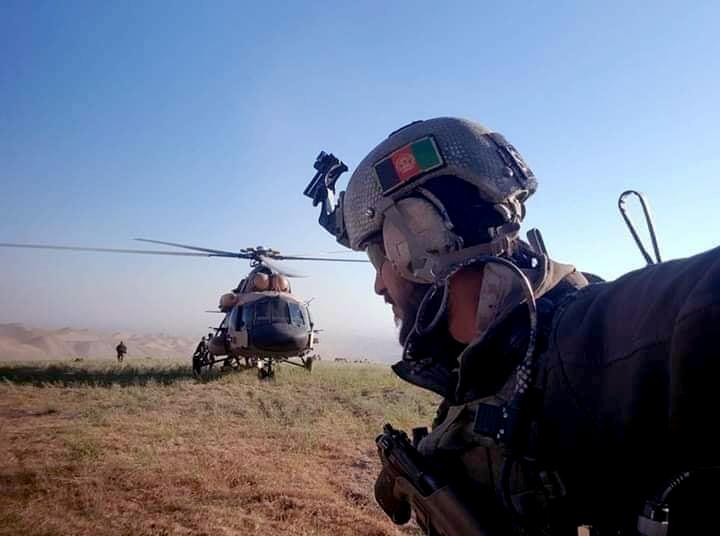دولت نبض جنگ فراه را به دست گرفته