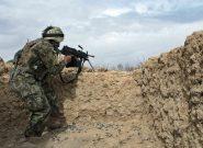 کماندوها جان هشت عضو طالبان را در بادغیس گرفتند