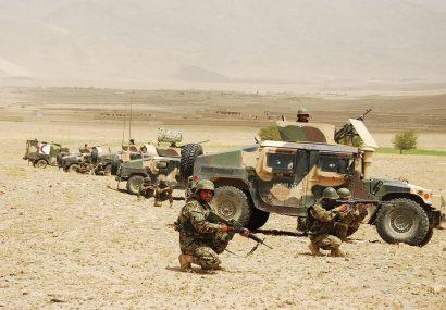 نیروهای شامل عملیات به دره کمنج غور و دره تخت رسیدند