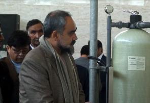 نخستین کارخانه ساخت سیروم در هرات افتتاح شد