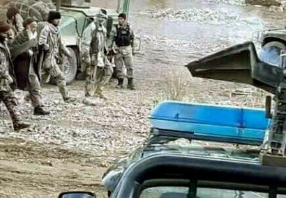 ۲۵ عضو طالبان غور به سرکردگی محسن خان تسلیم دولت شدند