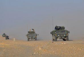 دولت چند روستا را از طالبان در پشت کوه فراه پس گرفت