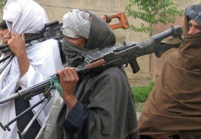 طالبان هنوز در پشت کوه فراه حضور قوی دارند