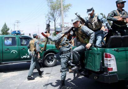 پولیس هرات دو قاچاقچی مواد مخدر و پنج سارق را دستبند زد