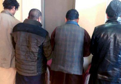 چهار مظنون پرونده قتل نوجوان بادغیسی دستگیر شدند