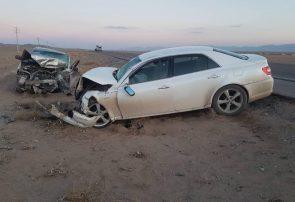 رویدادی ترافیکی در شاهراه اسلام قلعه هرات/یک کشته و پنج زخمی