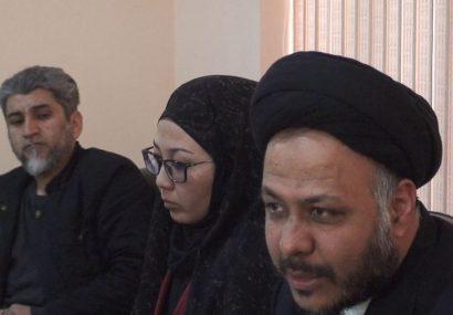 کنفرانس تبیین امر به معروف و نهی از منکر در ولایت هرات برگزار شد