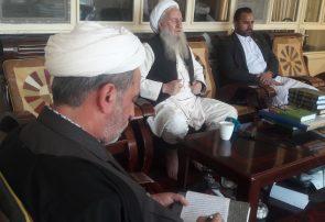 حضور خارجیان کمکی به روند صلح افغانستان نمیکند