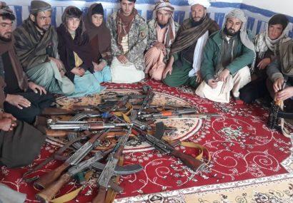 دستههای تسلیم شده طالبان نقش مهمی در صلح ایفا میکنند