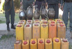 یک کارخانه تولید مشروبات الکلی در هرات تخریب شد