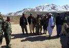 ۱۰ عضو دیگر طالبان در دره تخت چشت تسلیم شدند