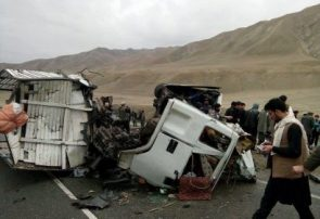 دو کشته و سه زخمی در پی برخورد موتر ترافیک و تیلر در هرات