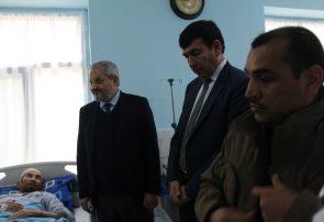 بخش تشخیص و درمان سرطان شفاخانه مرکزی هرات به بهرهبرداری رسید