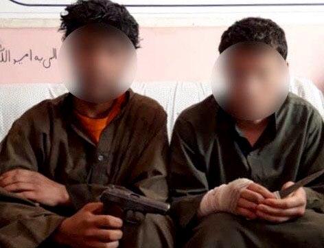 پولیس دو سارق مسلح را در هرات دستگیر کرد