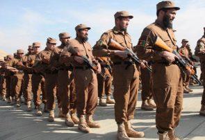 یک قطعه اردوی محلی در دولتیار غور مستقر شد