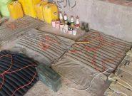 طالبان غرب کشور مواد اولیه ماینسازی را از طالبان هلمند میگیرند