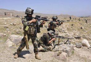 عملیات ارتش در هرات چهار کشته و دو بازداشتی از طالبان گرفت