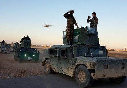 ۱۳۰ طالب مسلح کشته و ۲۶ روستا به کنترل دولت در آمدند