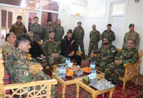 مرکز هماهنگیهای هوایی، عملیاتی و کشفی ارتش غرب کشور در هرات افتتاح شد