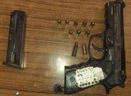 تفنگداری که مردی را در هرات زخمی کرده بود دستگیر شد