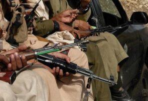 پنج طالب مسلح در زاول هرات کشته شدند