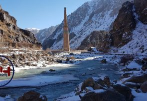 هیئتی از کابل به منظور بررسی وضعیت منار جام وارد غور شد